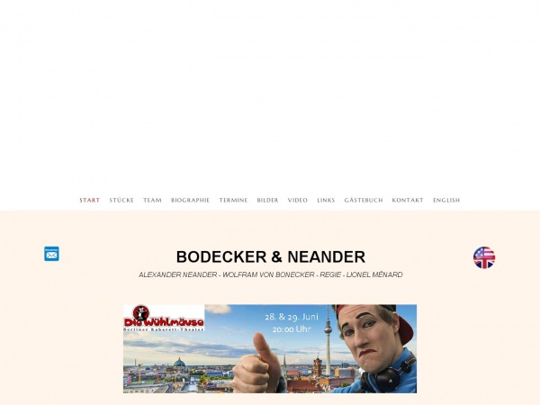 Bodecker Neander