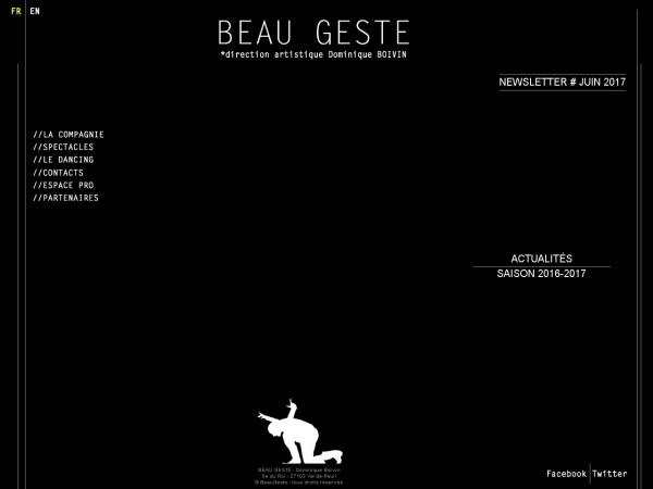 Cie Beau Geste