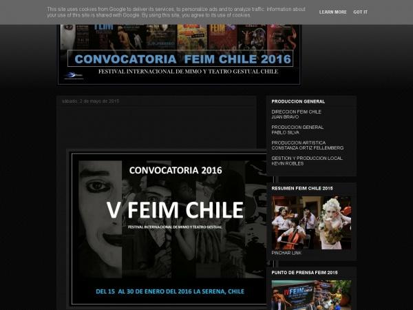 Festival Internacional de Mimos en Chile