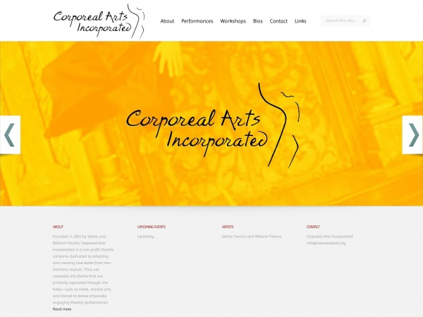 Corporeal Arts