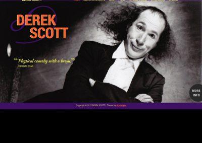 derek scott
