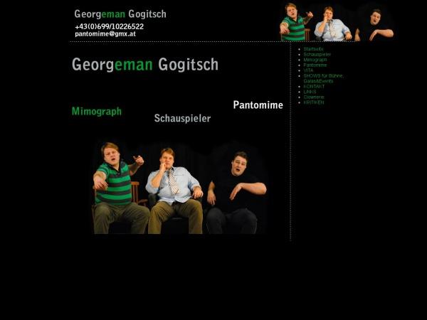 Georgeman Gogitsch