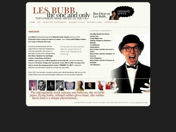 Les Bubb