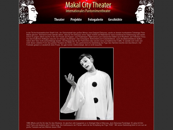 Makal City Theater