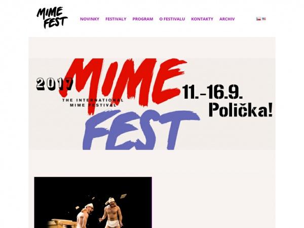 Mime Fest