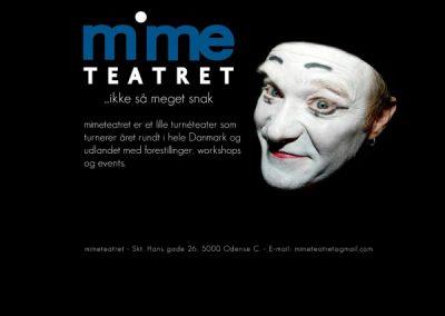 mime teatret