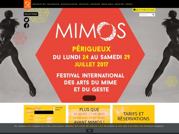Mimos Festival Perigueux