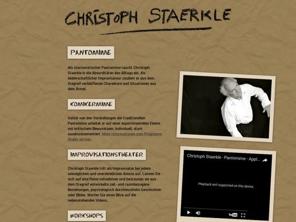 Christoph Staerkle