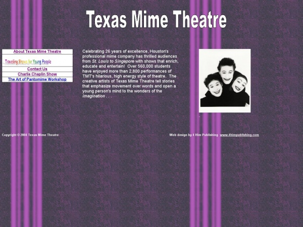 Texas Mime Theatre