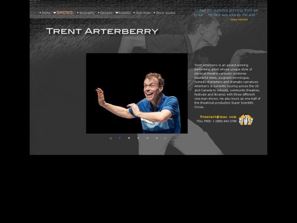 Trent Arterberry