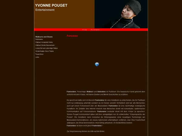 Yvonne Pouget