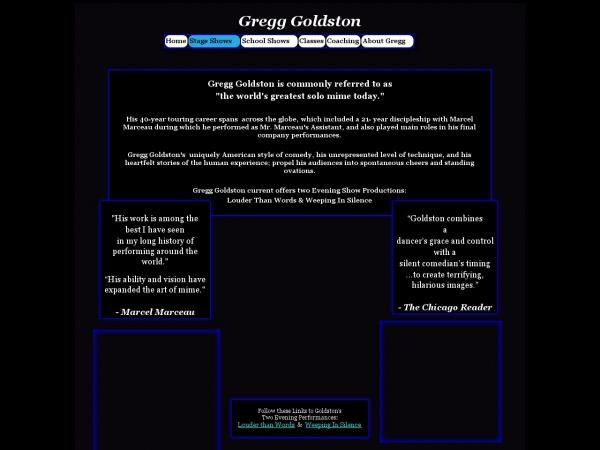 Goldston Mime Foundation